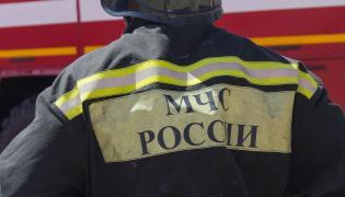 Rosyjski strażak