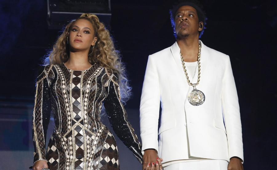 Beyonce i Jay-Z (Photo by Raven B. Varona/Parkwood/PictureGroup)