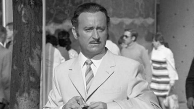 Kazimierz Witiewicz w filmie \