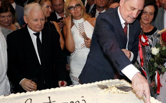 Urodziny Antoniego Macierewicza