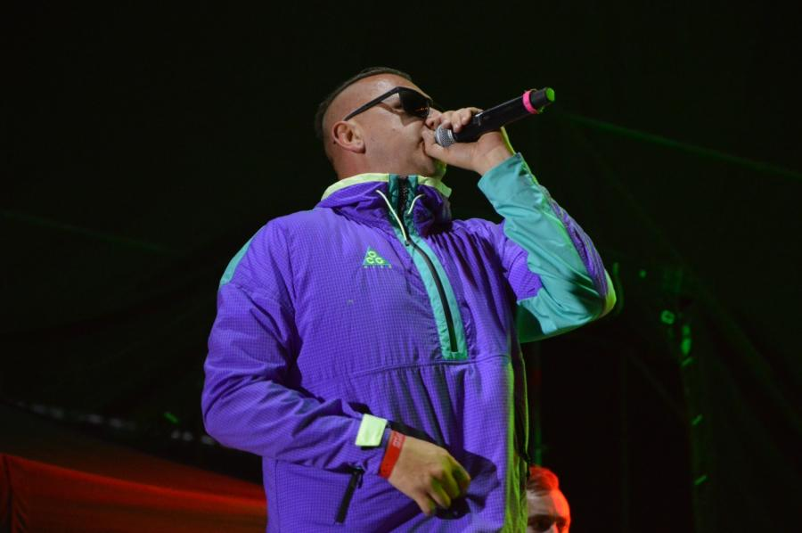 Borixon na scenie w Płocku. Polish Hip-Hop Festival 2018