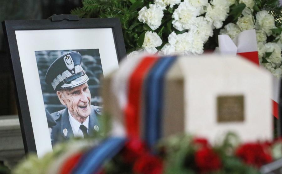 pogrzeb generała Ścibora-Rylskiego