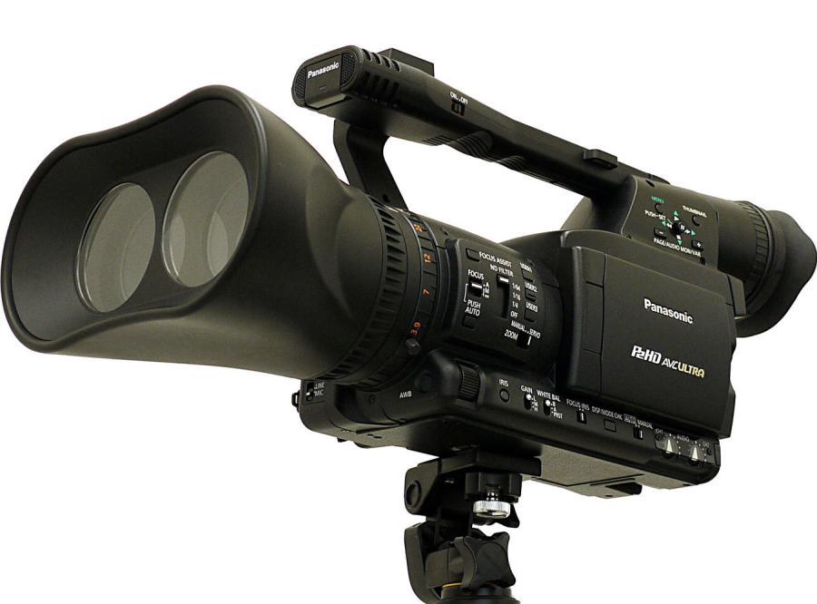 Kamera, która nagra film w HD i w 3D