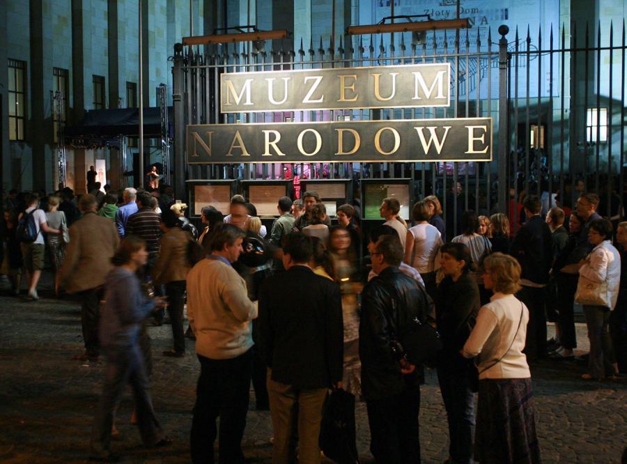 Kilkaset zabytków podczas Nocy Muzeów