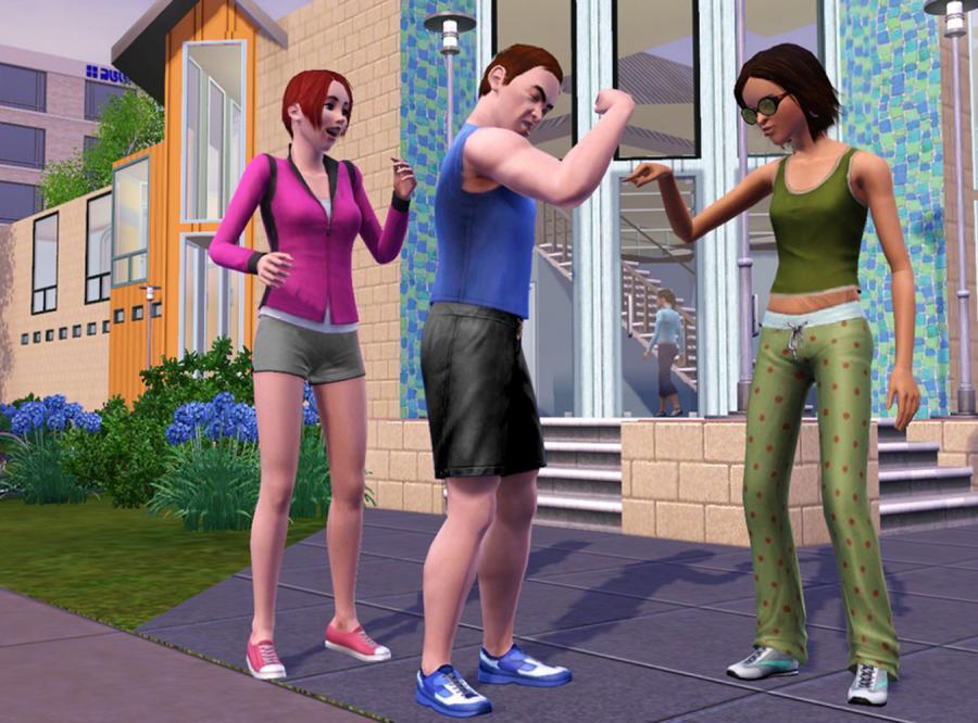 Trzecia część Simsów już 2 czerwca