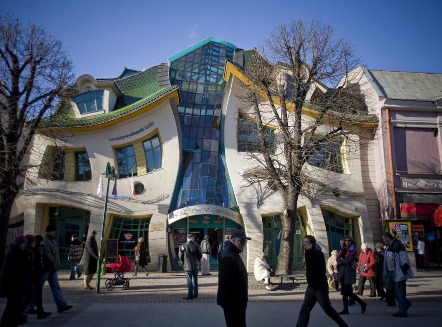 Coraz mniej turystów wybiera Polskę