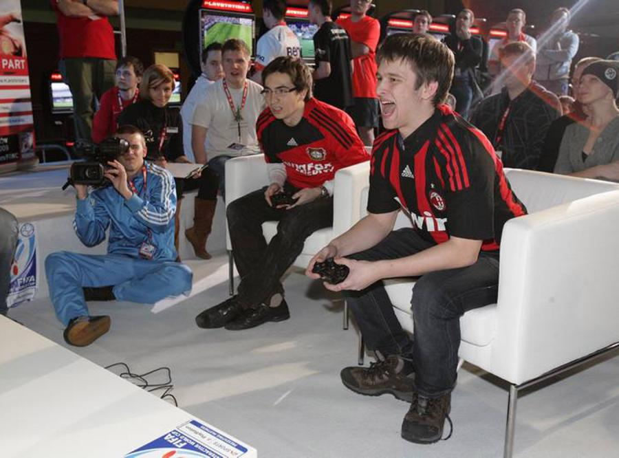 Wielki Finał FIFA Interactive World Cup 2009