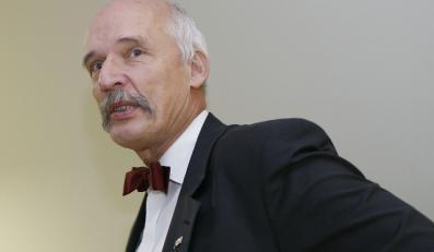Korwin-Mikke:Polityczna strategia Marcinkiewicza?