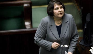 Posłanka klubu PiS Anna Sobecka liderem listy Libertas w Wielkopolsce