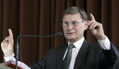 Balcerowicz nie uderzy z Kaczyńskim w rząd