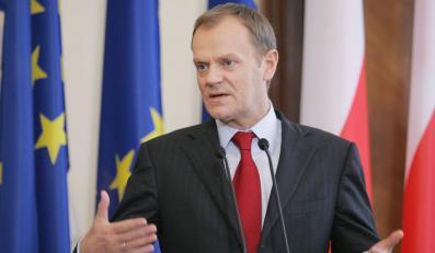 Tusk odrzuca plan Kaczyńskiego
