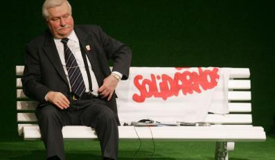 """Wałęsa wyjaśnia, o co chodziło z """"Bolkiem"""""""