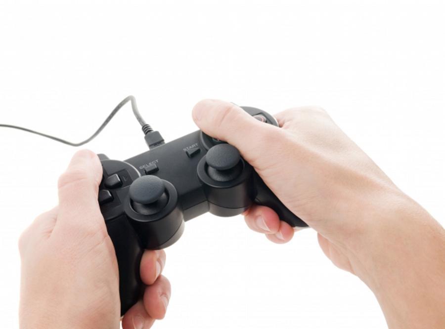 Gra na konsoli może szkodzić...dłoniom