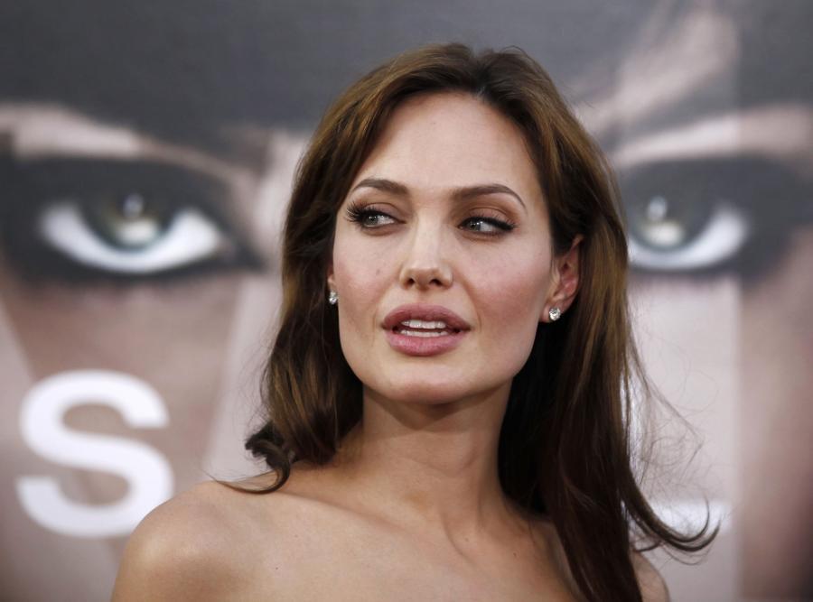 Angelina i Brad na premierze \