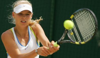Książe bierze przykład z tenisistki