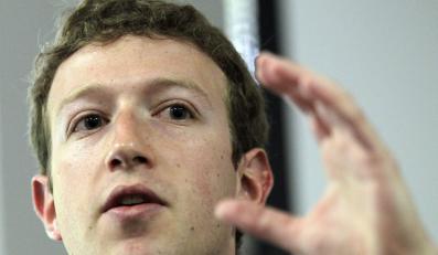 Twórca Facebooka boi się o swoje życie. Ktoś go dręczy