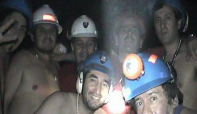 """Chilijscy górnicy """"ekipą roku"""""""