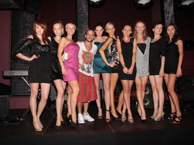 Impreza i nauka z Anją Rubik w Top Model