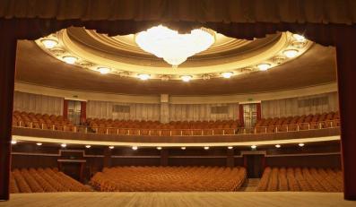 Teatr - zdjęcie ilustracyjne