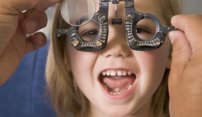 Twoje dziecko z wizytą u okulisty