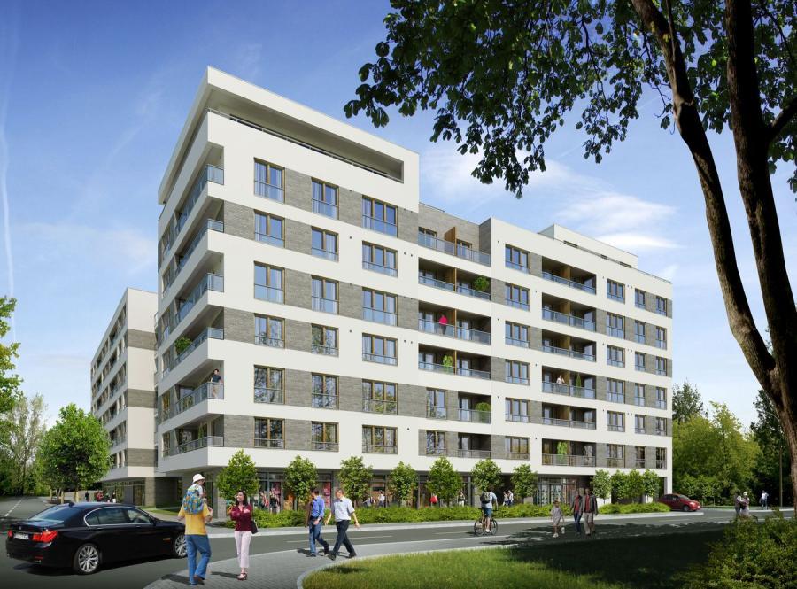 Nowe mieszkania na Woli