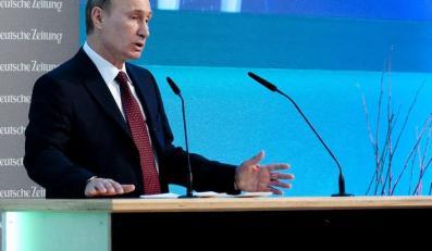 Kuzyn Putina będzie budował rurociągi