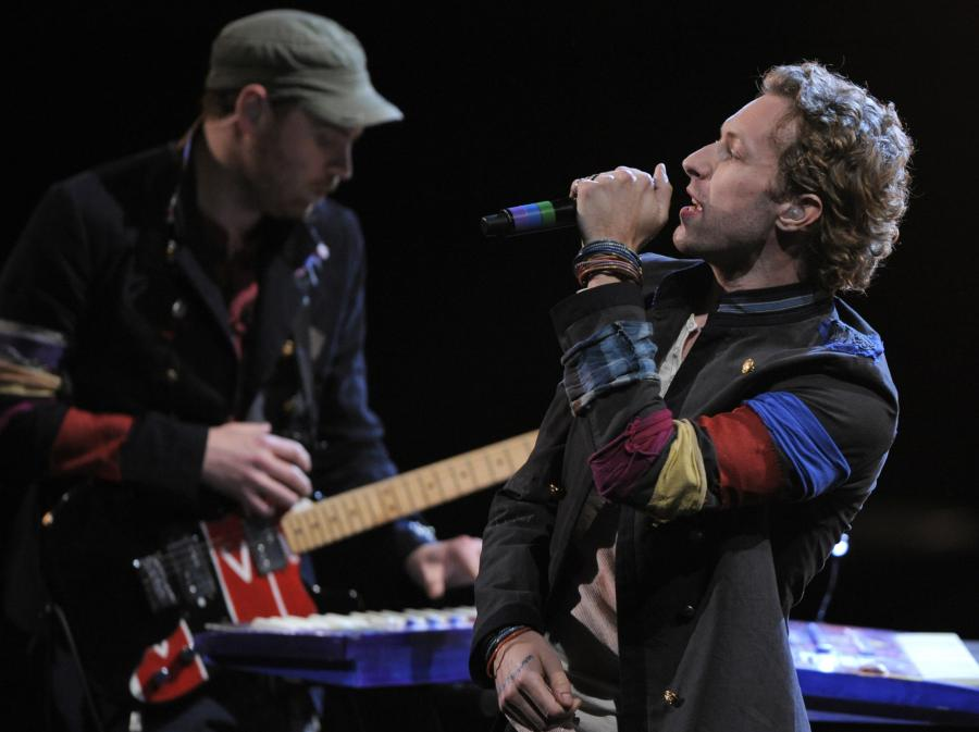 Coldplay na żywo usłyszymy w lipcu w Gdyni