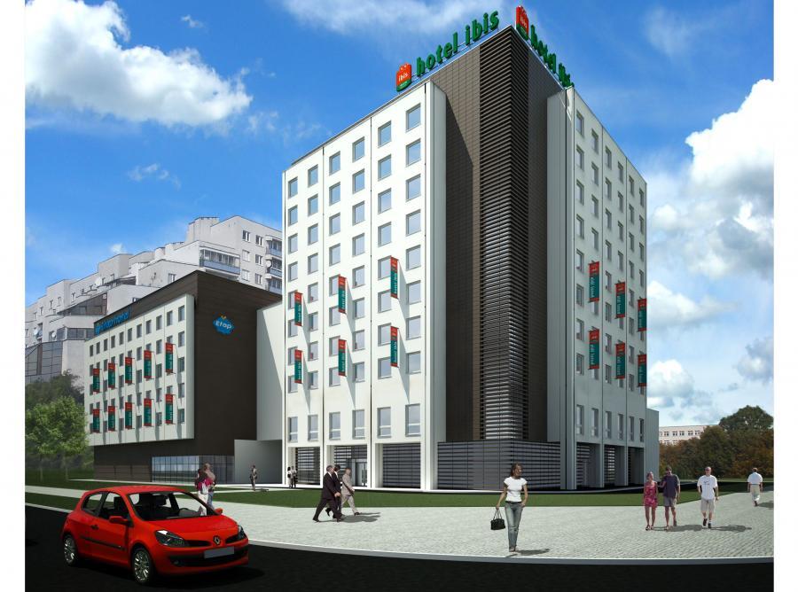 Dwa nowe hotele na Euro 2012