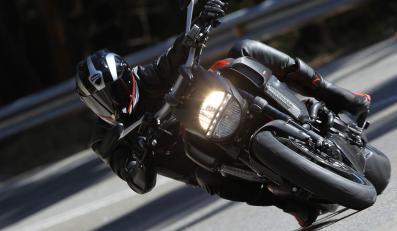 Można jednorazowo amortyzować motocykl