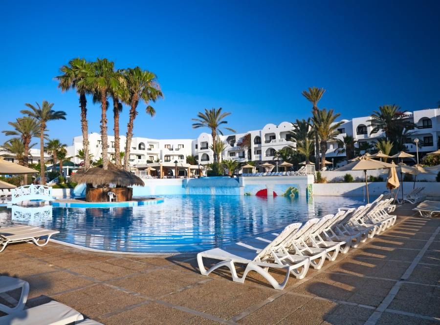 Kurort w Tunezji - zdjęcie ilustracyjne