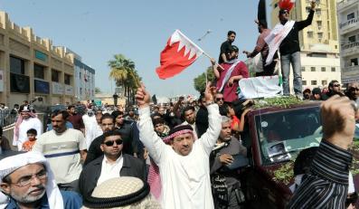 Demonstracje w Bahrajnie