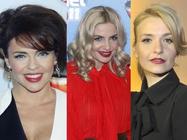 Gwiazdy lansują modę na mocno podkreślone usta