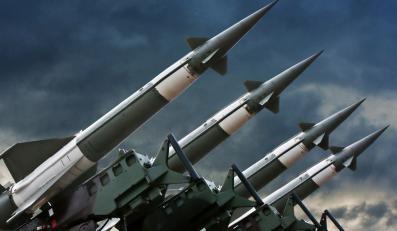 Kolejne testy rakietowe