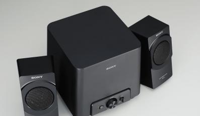 Głośniki od Sony dla maniaków gier
