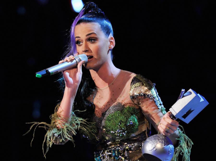 Katy Perry triumfowała już w poprzednich edycjach