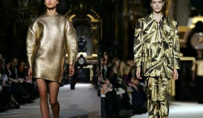 Stella McCartney z kolekcją jesień-zima 2011/2012 na Paris Fashion Week