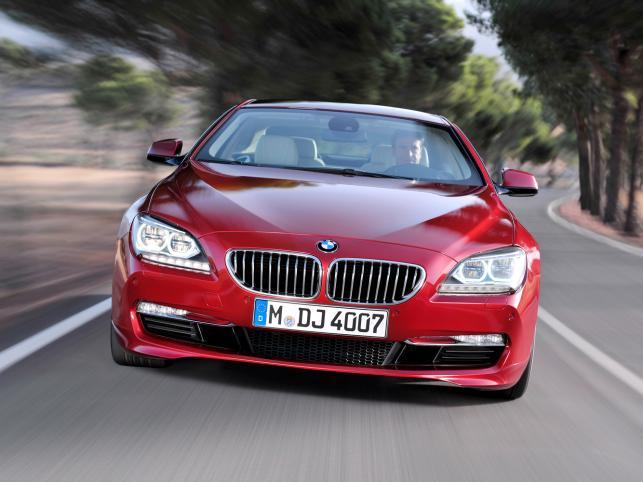 BMW serii 6 - nowość z Bawarii