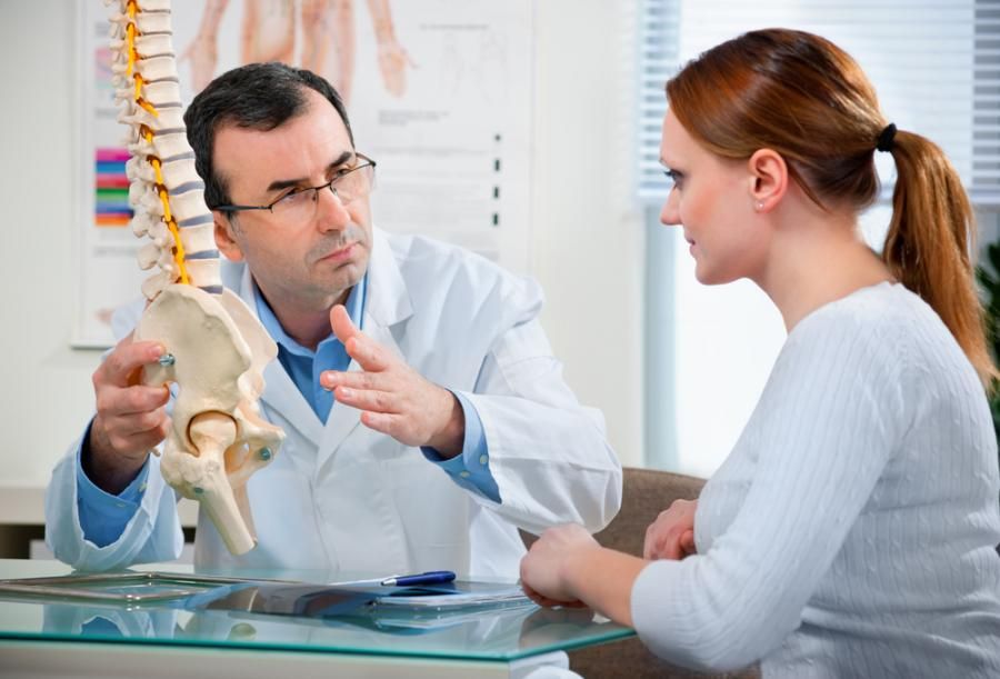 Bólów kręgosłupa nie można lekceważyć
