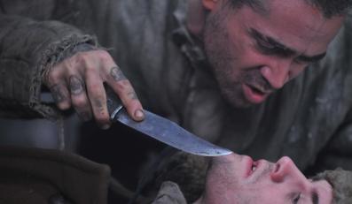 """Colin Farrell w """"Niepokonanych"""""""