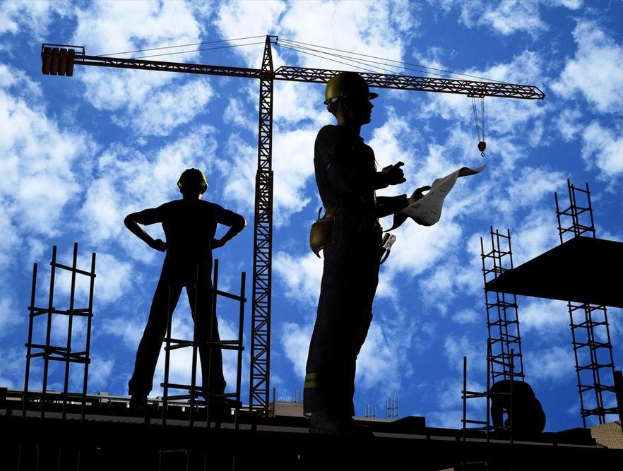 Praca wre na budowie