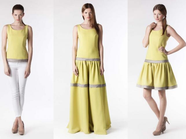 Sukienki BLESSUS – nowe spojrzenie na zamek w świecie mody