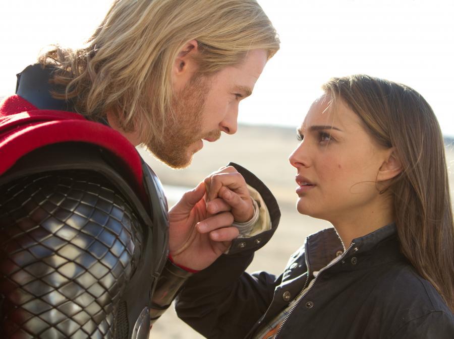 Thor wraca z Natalie Portman