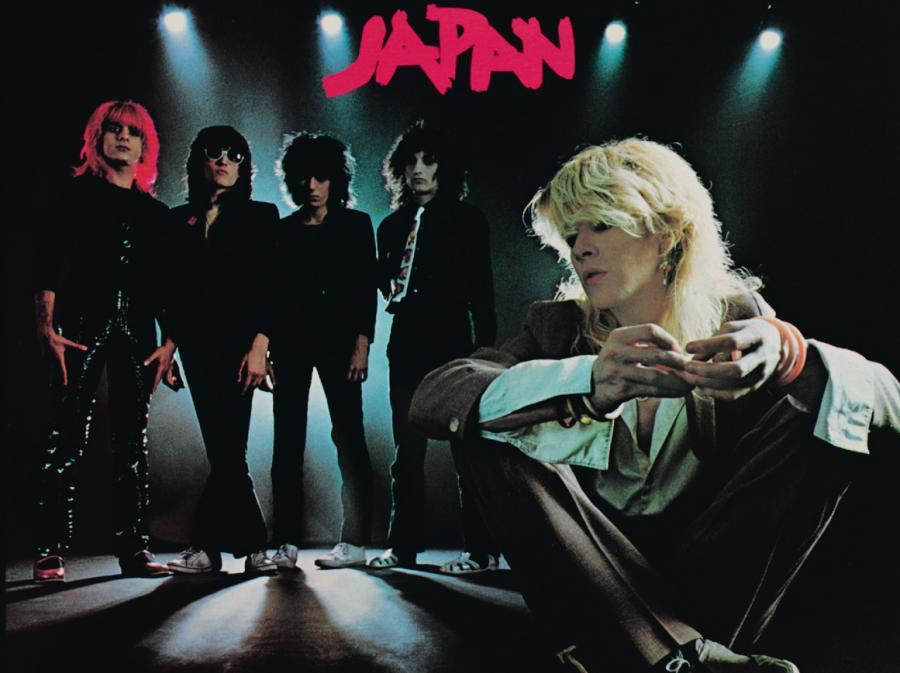 Japan, nie mylić z Duran Duran