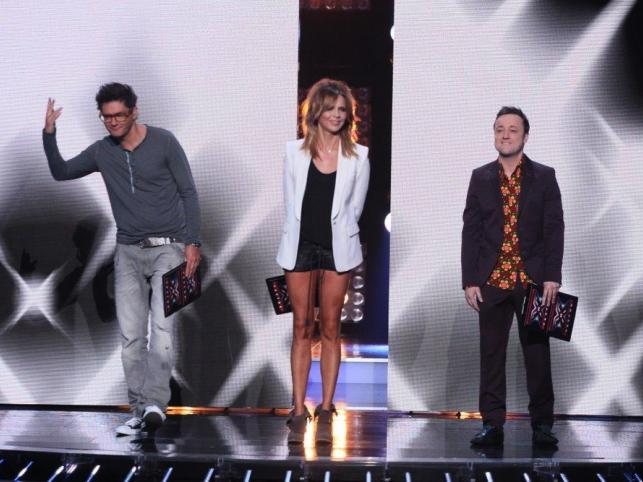 """Jurorzy """"X-Factor"""". Jeszcze zgodni..."""