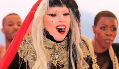 Lady GaGa w Cannes