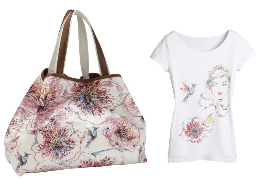 Minikolekcja Antoinette-Fleur dla Camaieu