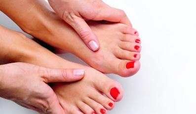 Latem stopom należy się specjalna pielęgnacja.