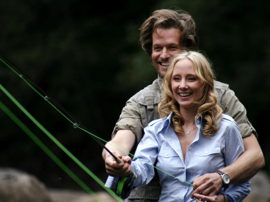 Anne Heche i James Tupper w serialu \