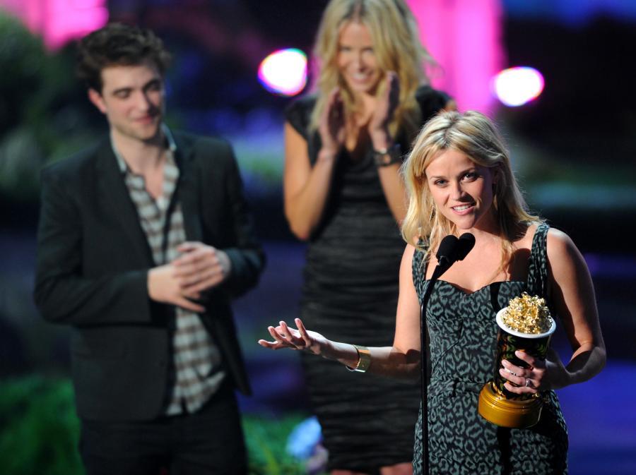 Reese Witherspoon otrzymała nagrodę Pokolenia MTV