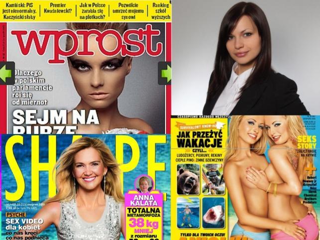 """Piękna twarz polskiej polityki - najbardziej urodziwe kobiety w """"męskim świecie""""."""